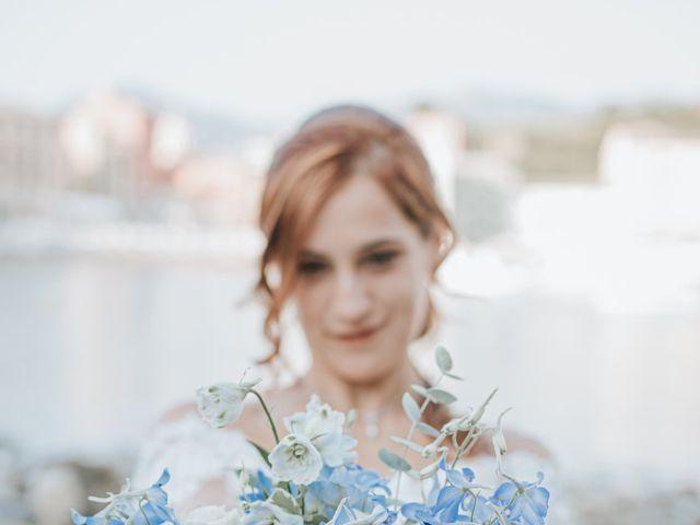 Il matrimonio di Gianmarco e Gea a Sestri Levante, Genova 31