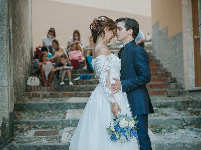 Il matrimonio di Gianmarco e Gea a Sestri Levante, Genova 32