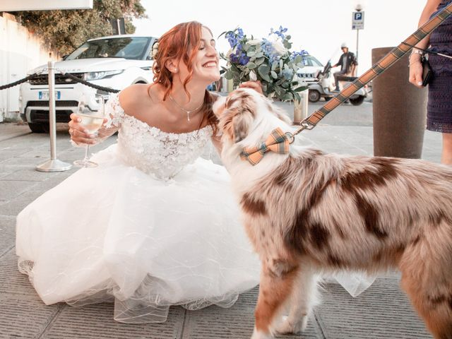 Il matrimonio di Gianmarco e Gea a Sestri Levante, Genova 34