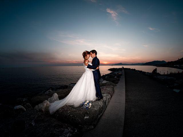 Il matrimonio di Gianmarco e Gea a Sestri Levante, Genova 35