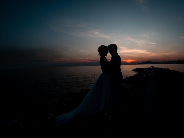 Il matrimonio di Gianmarco e Gea a Sestri Levante, Genova 36