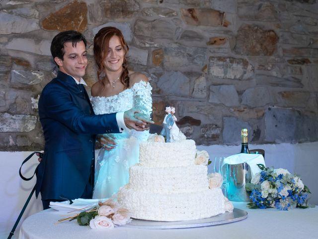 Il matrimonio di Gianmarco e Gea a Sestri Levante, Genova 39