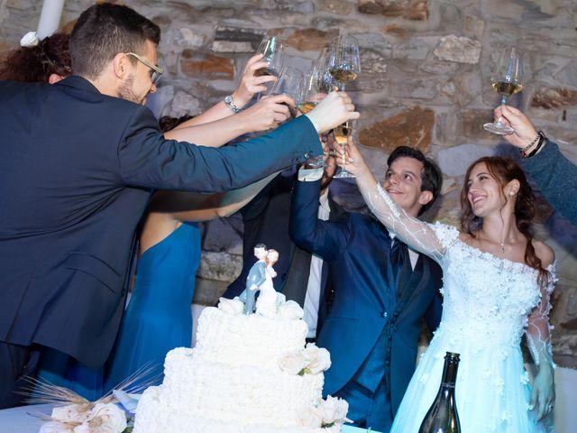Il matrimonio di Gianmarco e Gea a Sestri Levante, Genova 41