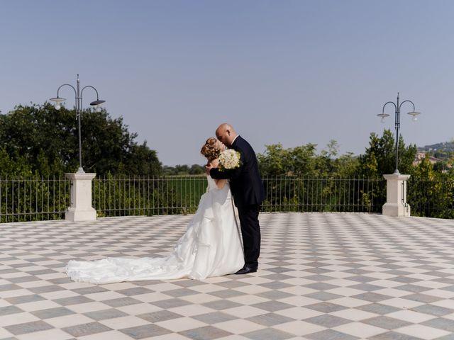 Le nozze di Weronika e Marco