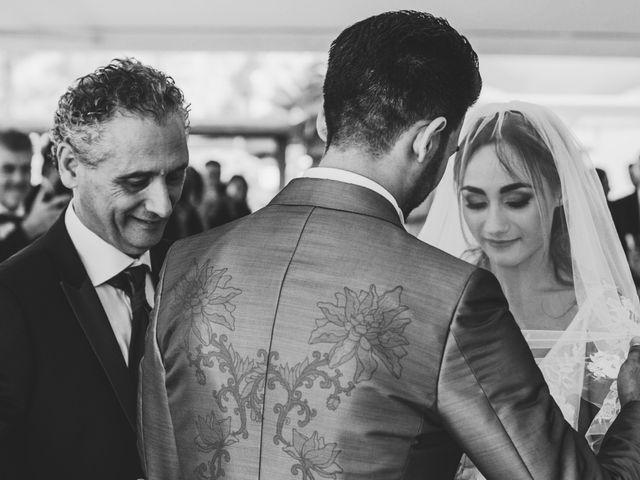 Il matrimonio di Elisabetta e Gionathan a Sorrento, Napoli 31