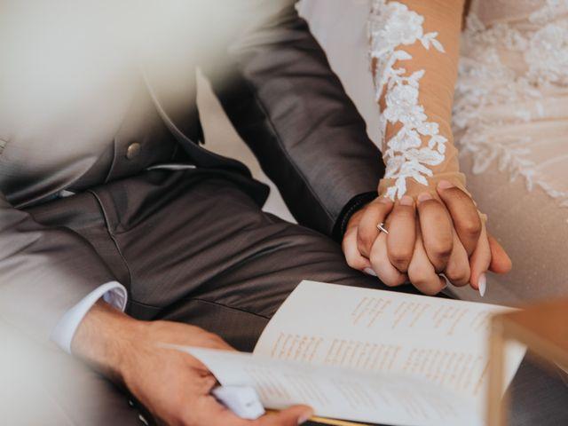 Il matrimonio di Elisabetta e Gionathan a Sorrento, Napoli 33