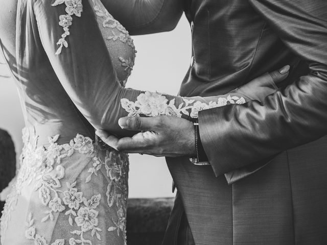 Il matrimonio di Elisabetta e Gionathan a Sorrento, Napoli 37