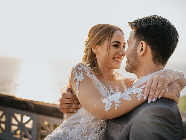 Il matrimonio di Elisabetta e Gionathan a Sorrento, Napoli 42