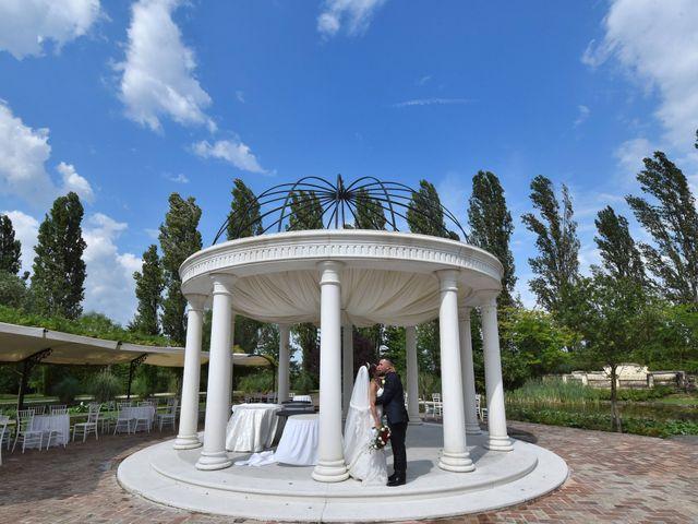 Il matrimonio di Ciro e Elisa a Martellago, Venezia 10