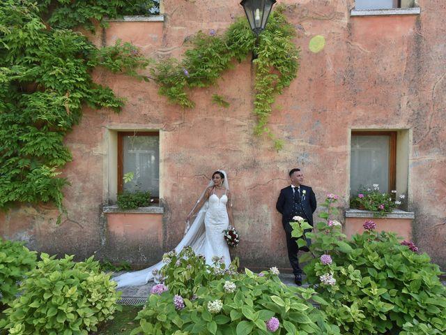 Il matrimonio di Ciro e Elisa a Martellago, Venezia 1