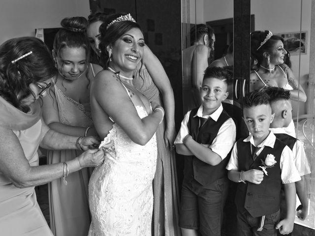 Il matrimonio di Ciro e Elisa a Martellago, Venezia 12
