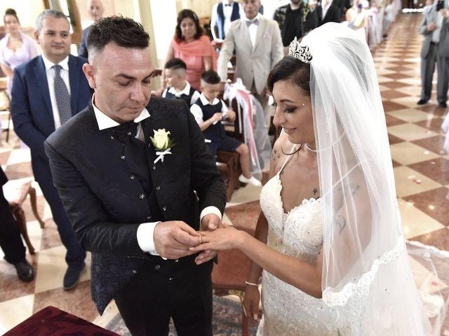Il matrimonio di Ciro e Elisa a Martellago, Venezia 19