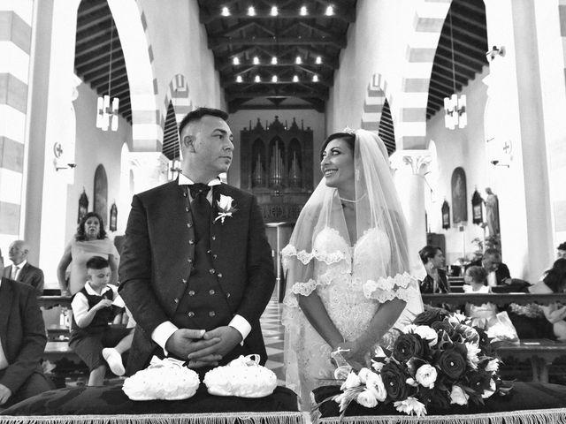 Il matrimonio di Ciro e Elisa a Martellago, Venezia 20