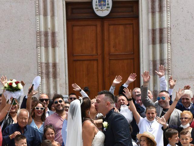 Il matrimonio di Ciro e Elisa a Martellago, Venezia 23