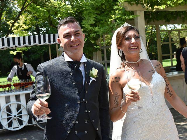 Il matrimonio di Ciro e Elisa a Martellago, Venezia 25