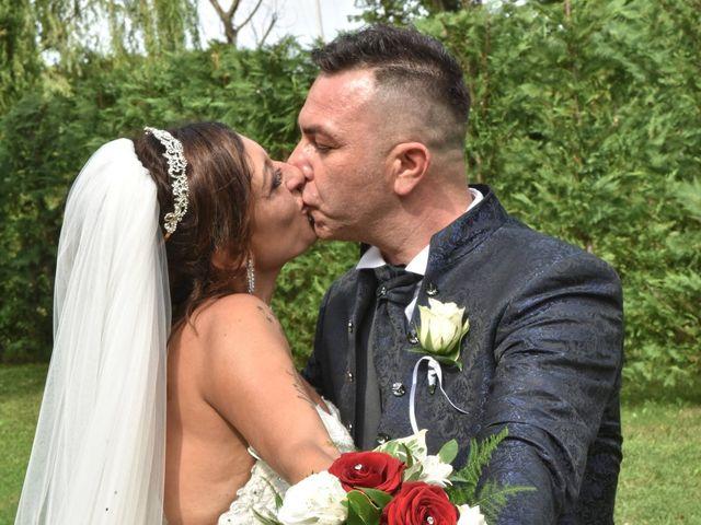 Il matrimonio di Ciro e Elisa a Martellago, Venezia 33