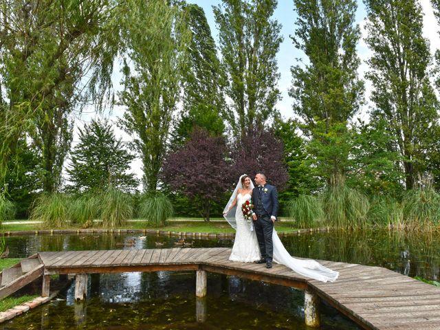 Il matrimonio di Ciro e Elisa a Martellago, Venezia 35