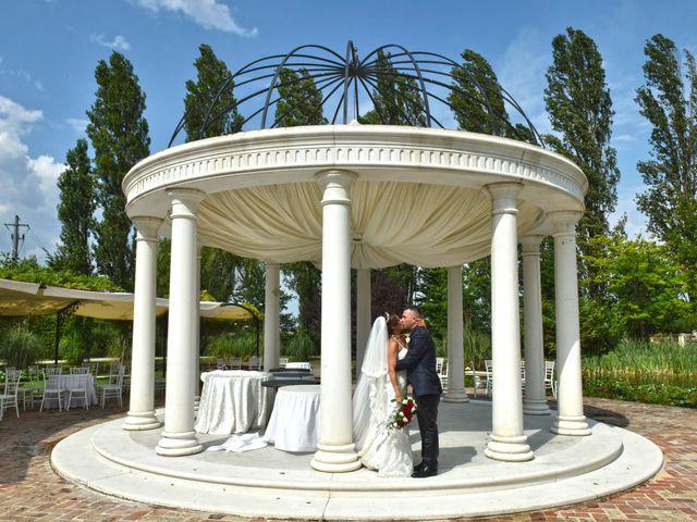 Il matrimonio di Ciro e Elisa a Martellago, Venezia 40