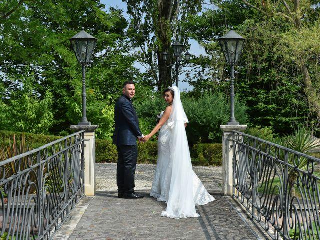 Il matrimonio di Ciro e Elisa a Martellago, Venezia 41
