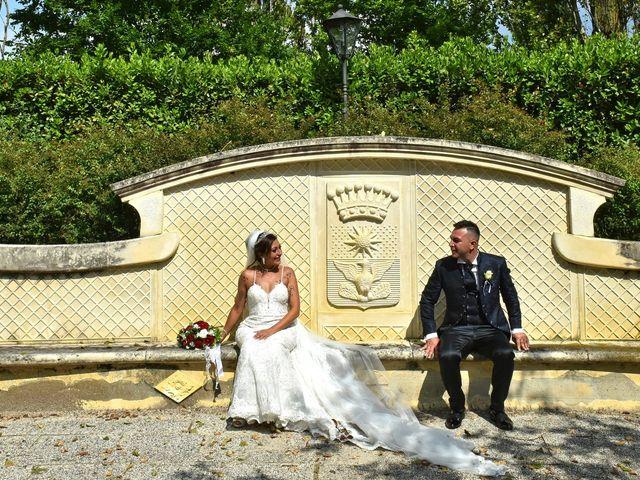 Il matrimonio di Ciro e Elisa a Martellago, Venezia 42