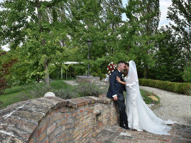 Il matrimonio di Ciro e Elisa a Martellago, Venezia 44