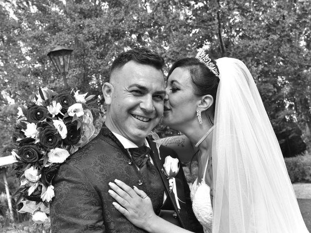 Il matrimonio di Ciro e Elisa a Martellago, Venezia 45