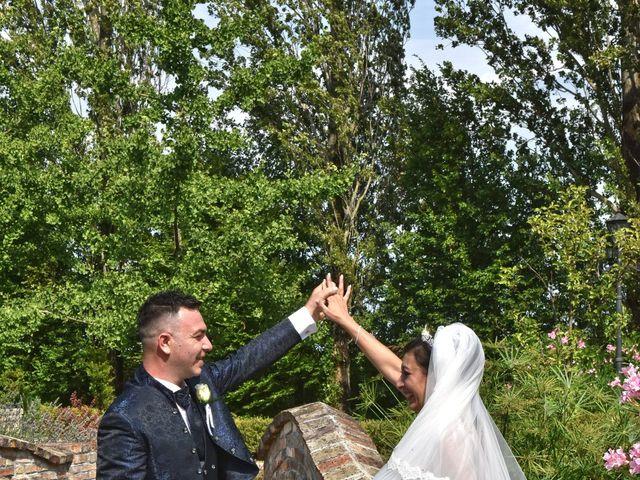 Il matrimonio di Ciro e Elisa a Martellago, Venezia 46