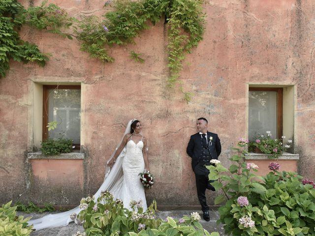 Il matrimonio di Ciro e Elisa a Martellago, Venezia 48