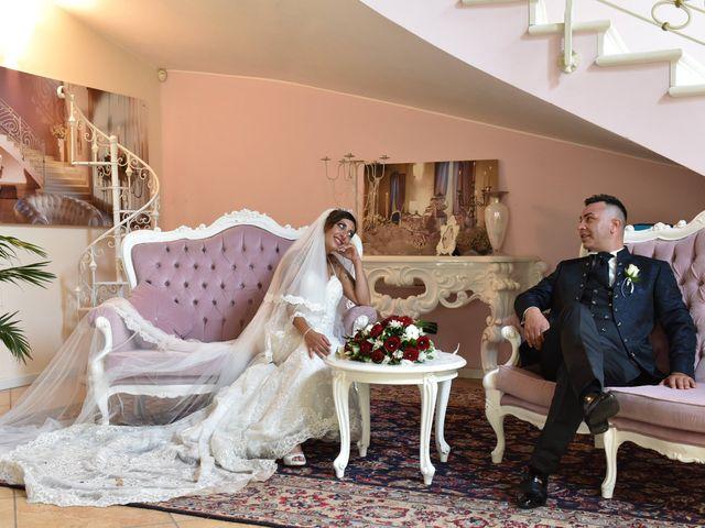 Il matrimonio di Ciro e Elisa a Martellago, Venezia 49