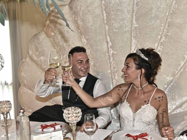 Il matrimonio di Ciro e Elisa a Martellago, Venezia 50