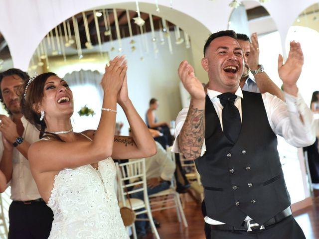 Il matrimonio di Ciro e Elisa a Martellago, Venezia 54