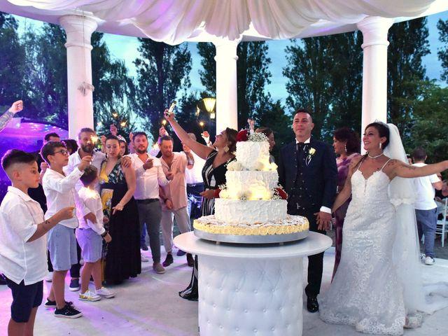 Il matrimonio di Ciro e Elisa a Martellago, Venezia 65