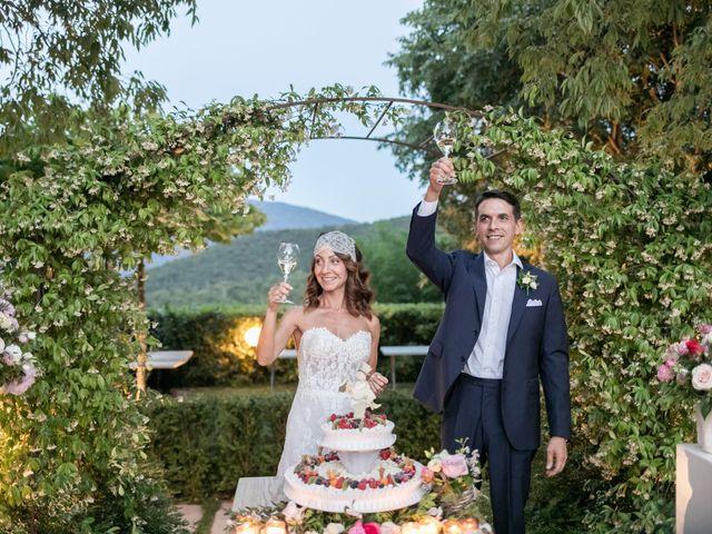 Le nozze di Tiziana e Carlo