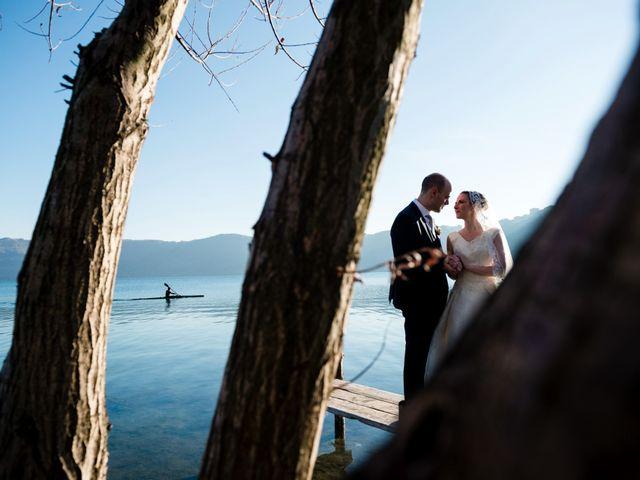 le nozze di Emanuela e Gery