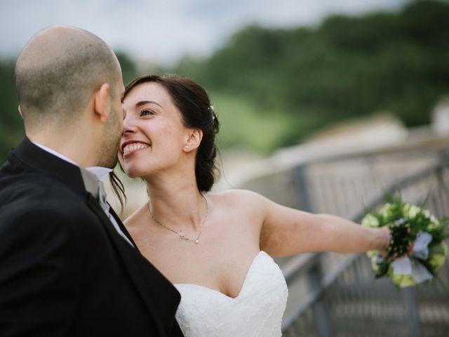 Il matrimonio di Simone e Marika a Rapino, Chieti 14