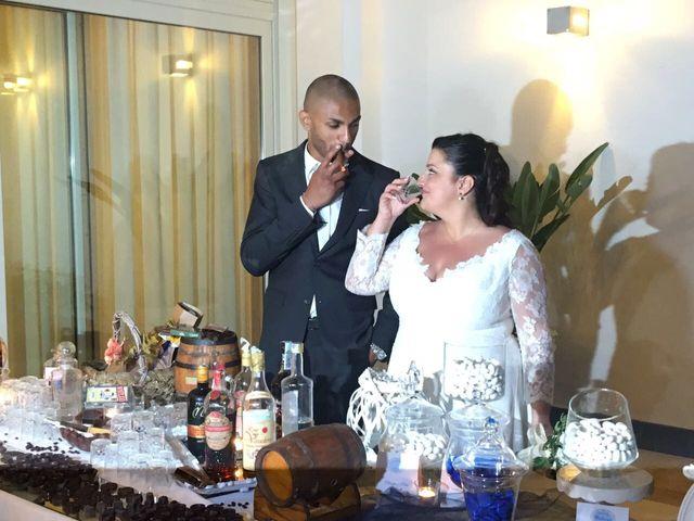 le nozze di Mara e Nunzio