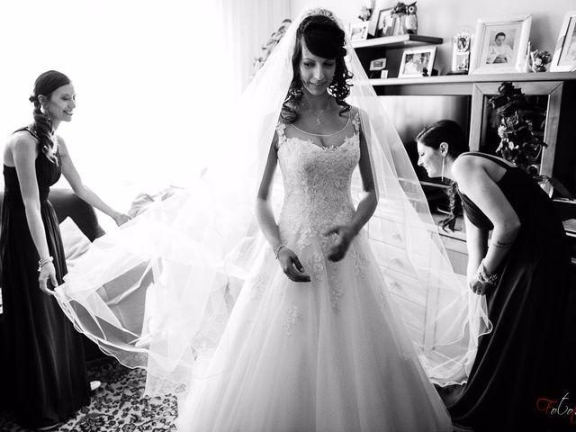 Il matrimonio di Alberto e Alessia a Altissimo, Vicenza 4