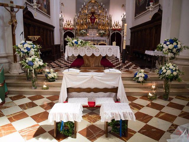 Il matrimonio di Alberto e Alessia a Altissimo, Vicenza 5
