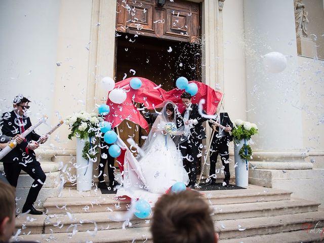 Il matrimonio di Alberto e Alessia a Altissimo, Vicenza 6