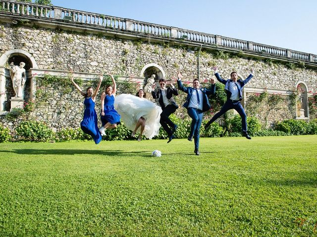 Il matrimonio di Alberto e Alessia a Altissimo, Vicenza 7