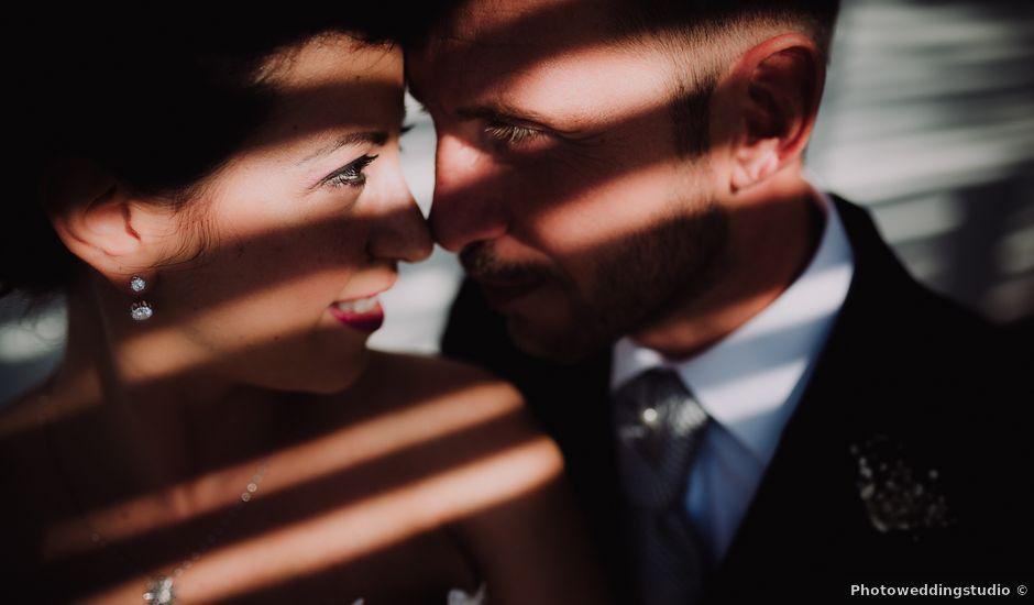 Il matrimonio di Beniamino e Aurora a Lettere, Napoli