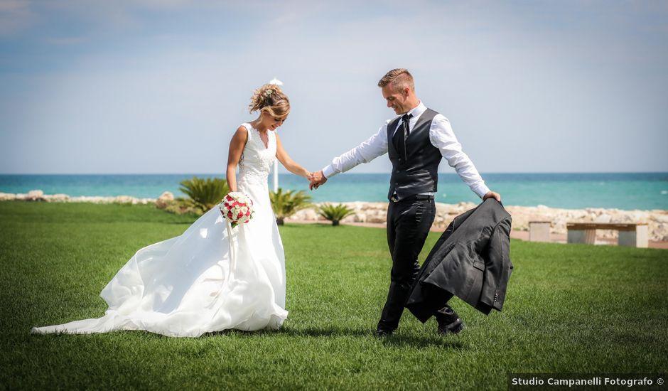 Il matrimonio di Danilo e Giulia a San Benedetto del Tronto, Ascoli Piceno