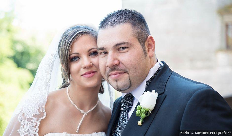 Il matrimonio di Luca e Alessandra a Corchiano, Viterbo