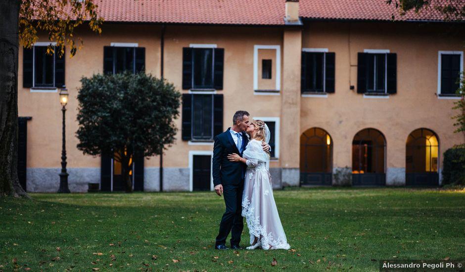 Il matrimonio di Christian e Cristina a Vizzola Ticino, Varese