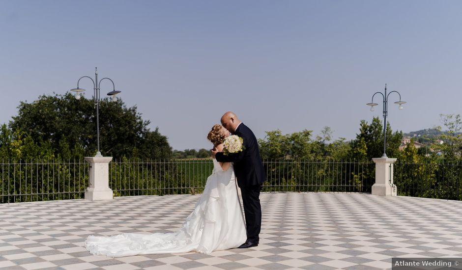 Il matrimonio di Marco e Weronika a Macerata, Macerata