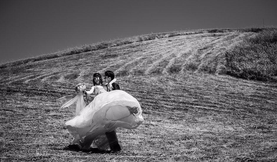 Il matrimonio di Alberto e Alessia a Altissimo, Vicenza