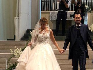 Le nozze di Debora  e Fabrizio  1