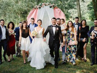 Le nozze di Lavinia e Vittorio