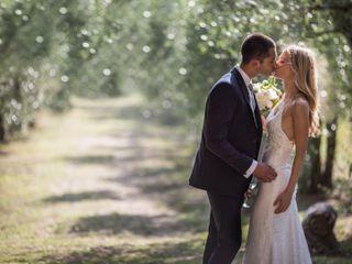 Le nozze di Andrea e Mike