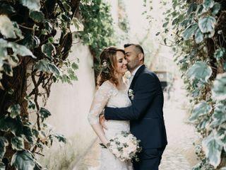 Le nozze di Mariagrazia e Michele